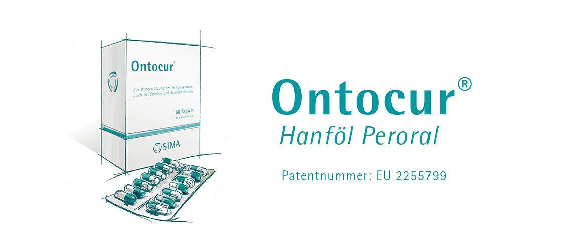 Unsere Ontocur Produktlösung zur Linderung für das Hand Fuss Syndrom nach Strahlen und Chemotherapie